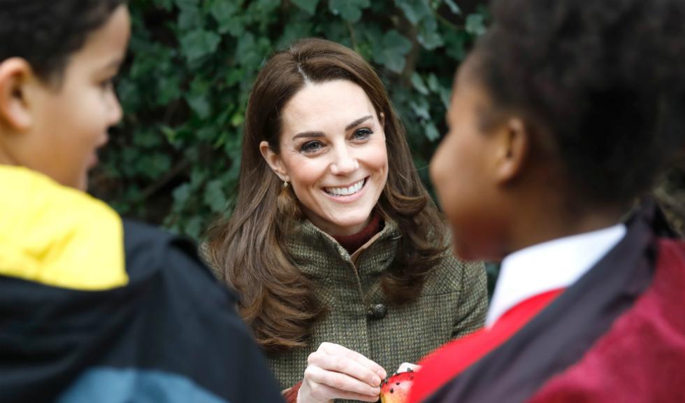 Kate Middleton nu a știut să-i răspundă unui copil la această întrebare despre Regina Elisabeta a II-a