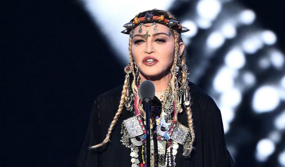 Madonna, de nerecunoscut cu noul ei look