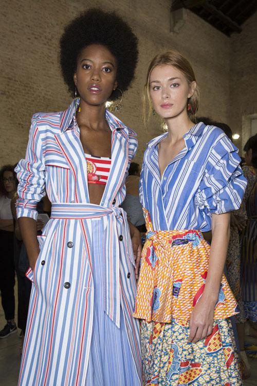 Stella Jean colecția primăvară-vară 2019