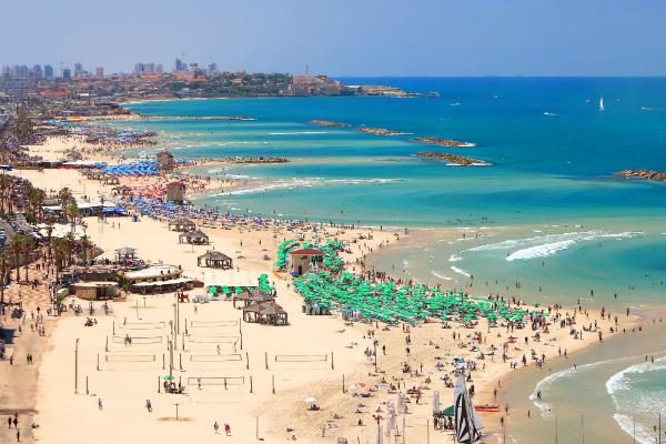 Vacanță în Tel Aviv