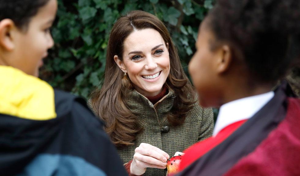 Kate Middleton sare în ajutorul familiilor cu probleme