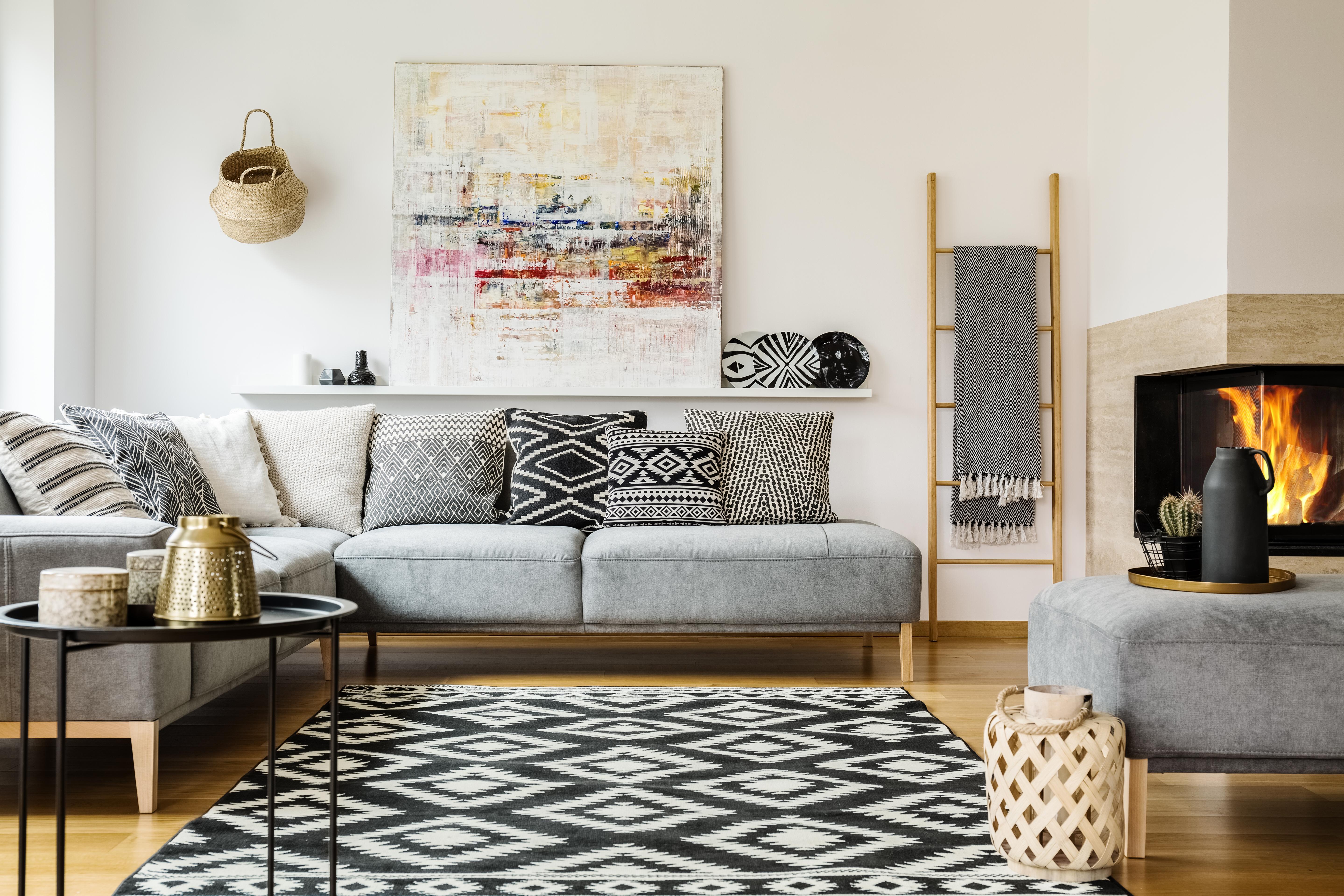 (P) Nu știi cum să alegi culorile pentru casa ta? Iată 3 tehnici simple pentru un decor spectaculos