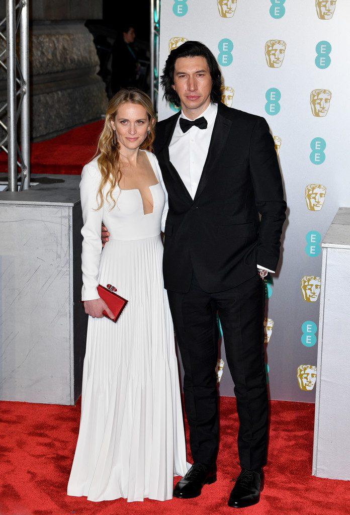 Vedete la decernarea premiilor BAFTA 2019 (Galerie Foto)