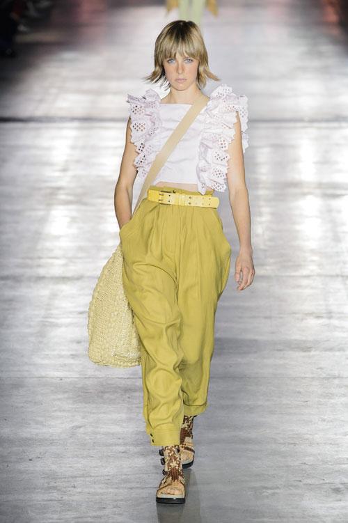 Alberta Ferretti colecția primăvară-vară 2019