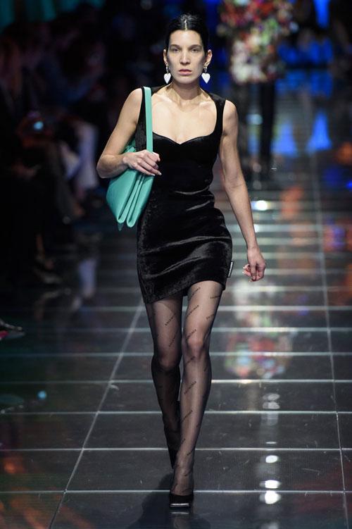 Balenciaga primăvară-vară 2019