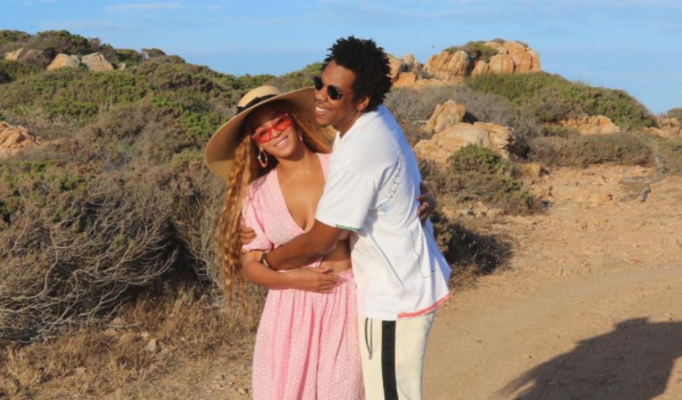 Beyoncé și Jay-Z reconstituie videoclipul melodiei Apes**t, adăugând în cadru o pictură cu Meghan Markle