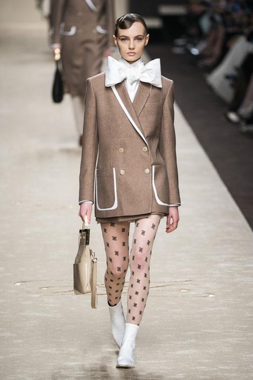 Ultima colecție creată de Karl Lagerfeld pentru Fendi și omagiul emoționant adus regretatului designer