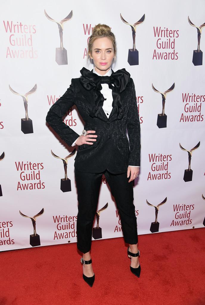 Cele mai stylish ținute purtate de vedete la Writers Guild Awards 2019