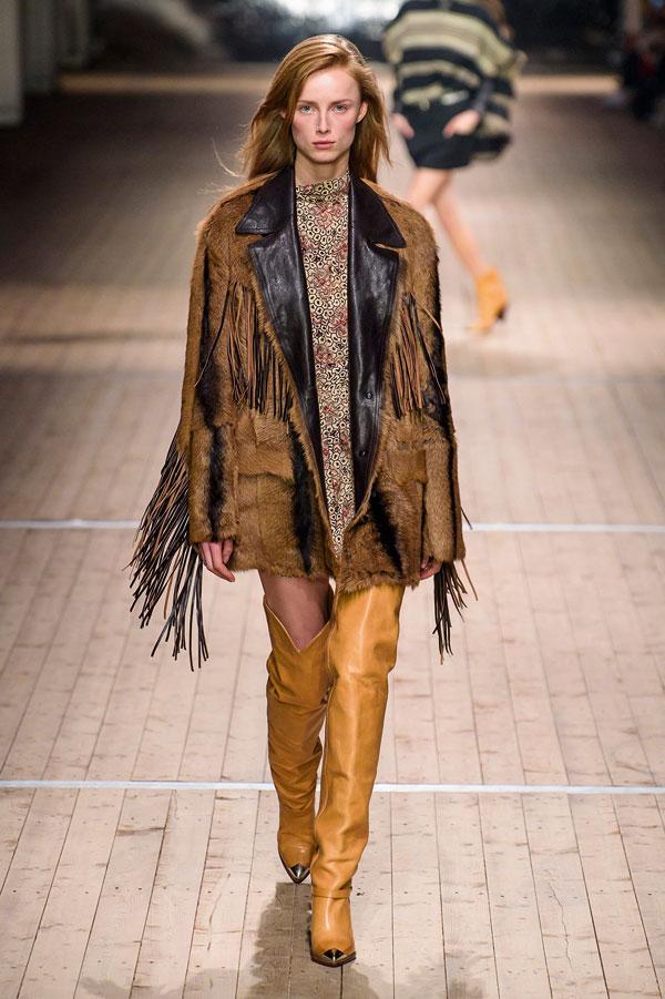 Fashion trend: Cowgirl