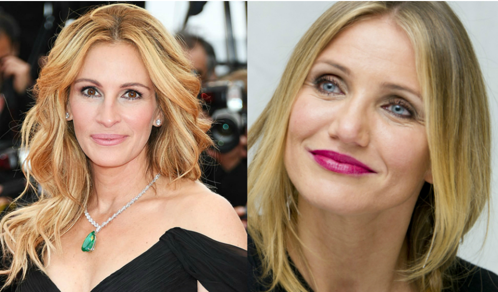 "Julia Roberts și Cameron Diaz povestesc despre filmările comediei romantice ""My Best Friend`s Wedding"""