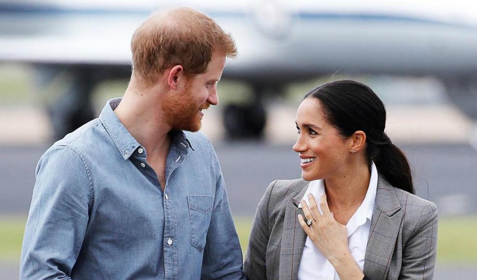 Meghan Markle și Prințul Harry ne demonstrează încă o dată că formează un cuplu adorabil