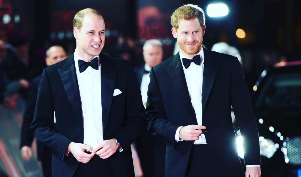 Prințul Harry și Prințul William au un conflict?