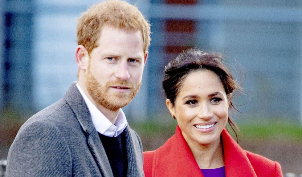 Prințul Harry glumește pe seama sarcinii lui Meghan Markle