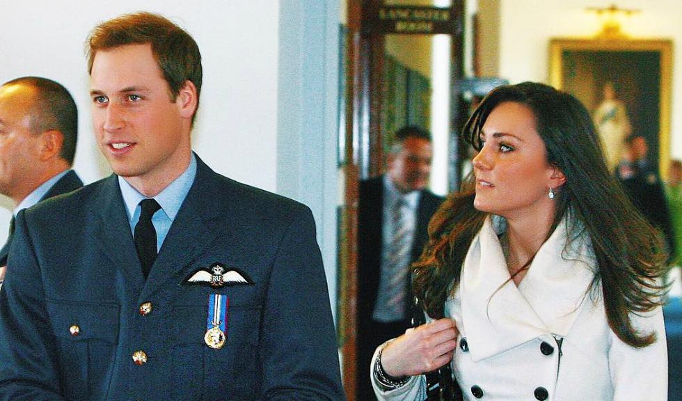 """Prințul William a avut o altă """"relație pasională"""" înainte de a o întâlni pe Kate Middleton"""