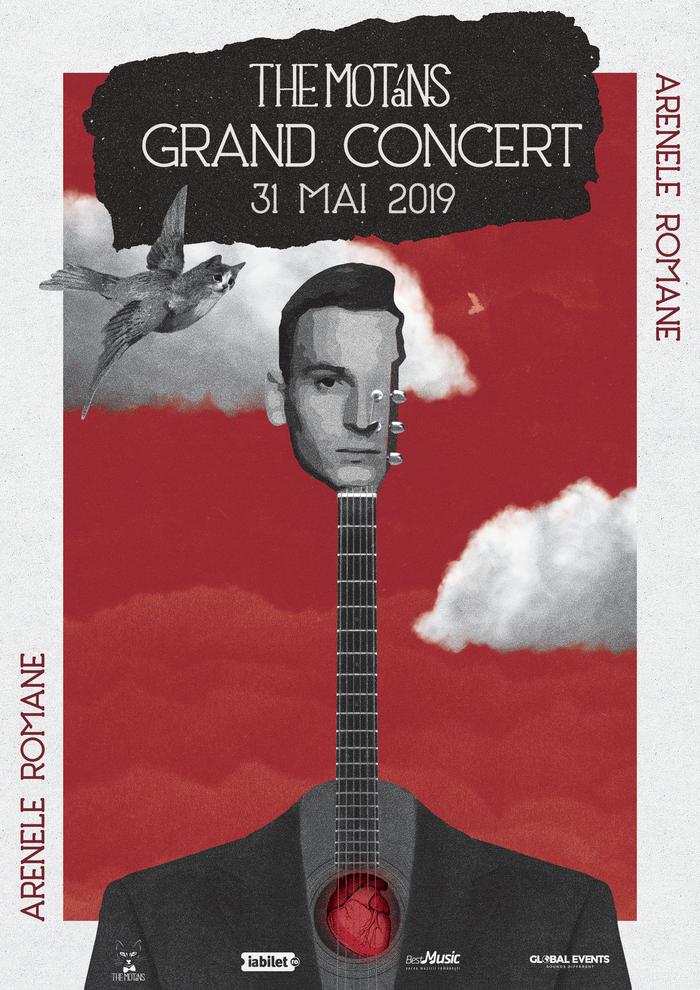 """""""The Motans Grand Concert"""" – un show unic, cu un concept suprarealist"""