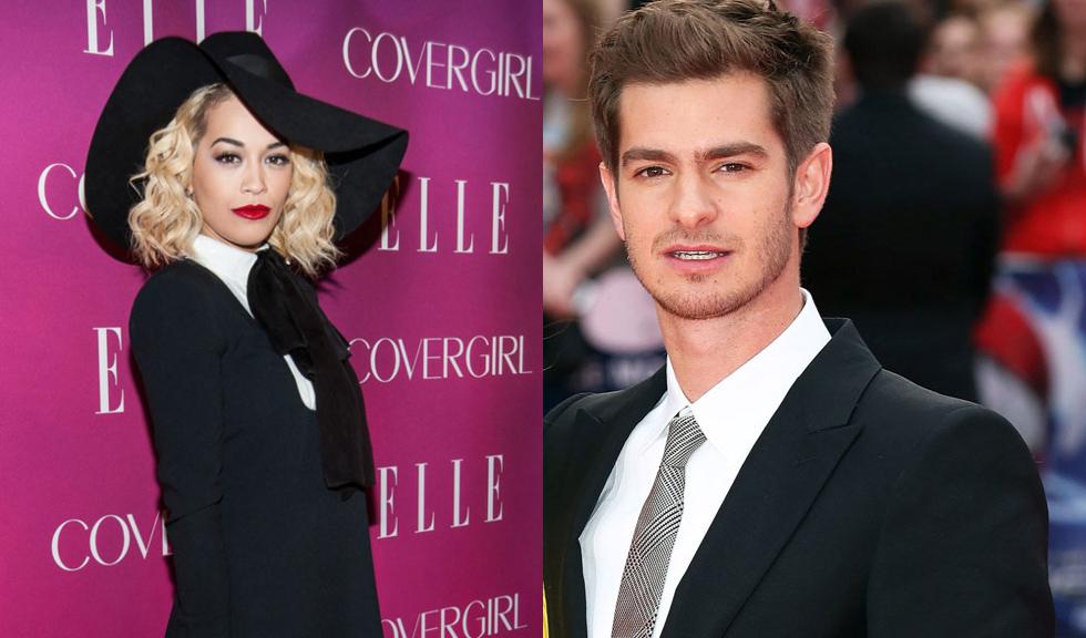 Andrew Garfield și Rita Ora s-au despărțit. Cine este noua iubită a actorului