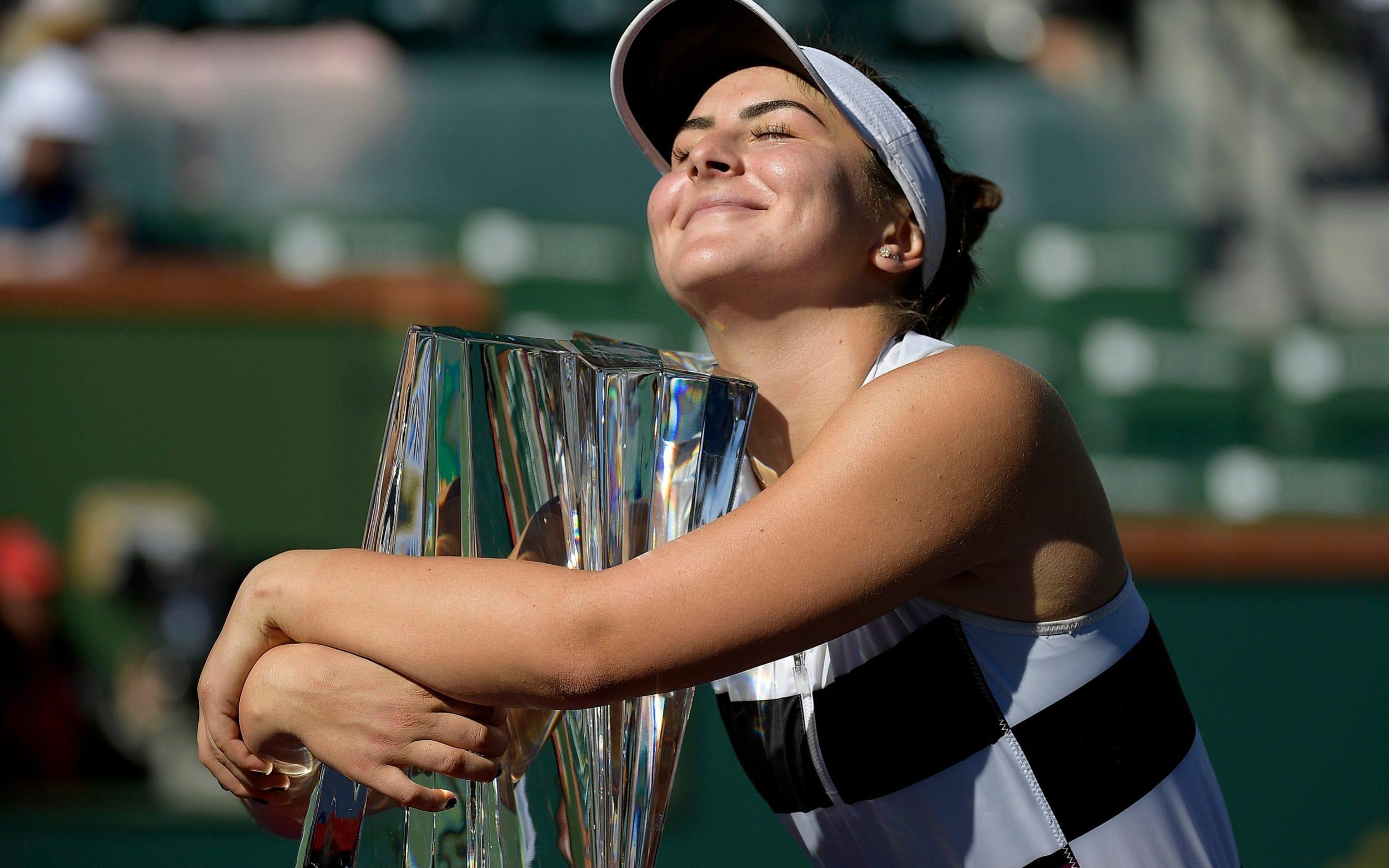 Ce trebuie să știi despre Bianca Andreescu, tenismena de 18 ani de care vei auzi mult timp de-acum încolo