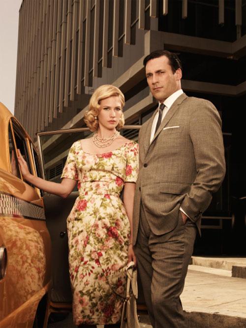 20 dintre cele mai stylish cupluri de la TV