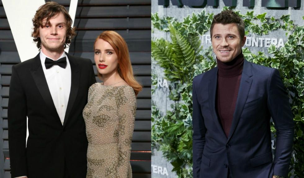 Emma Roberts are un nou iubit, la scurt timp după ce a anulat logodna cu Evan Peters