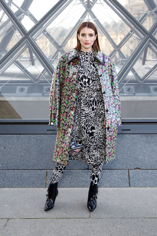 Vedete la Louis Vuitton fashion show FW 2019-2020
