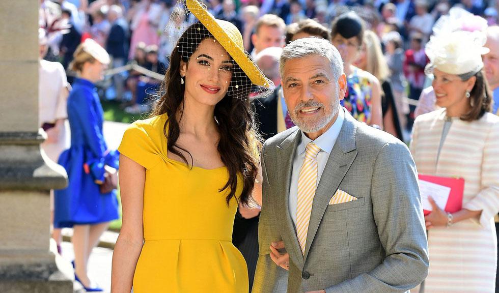 Amal și George Clooney au impresionat la evenimentul organizat de Prințul Charles la Palatul Buckingham