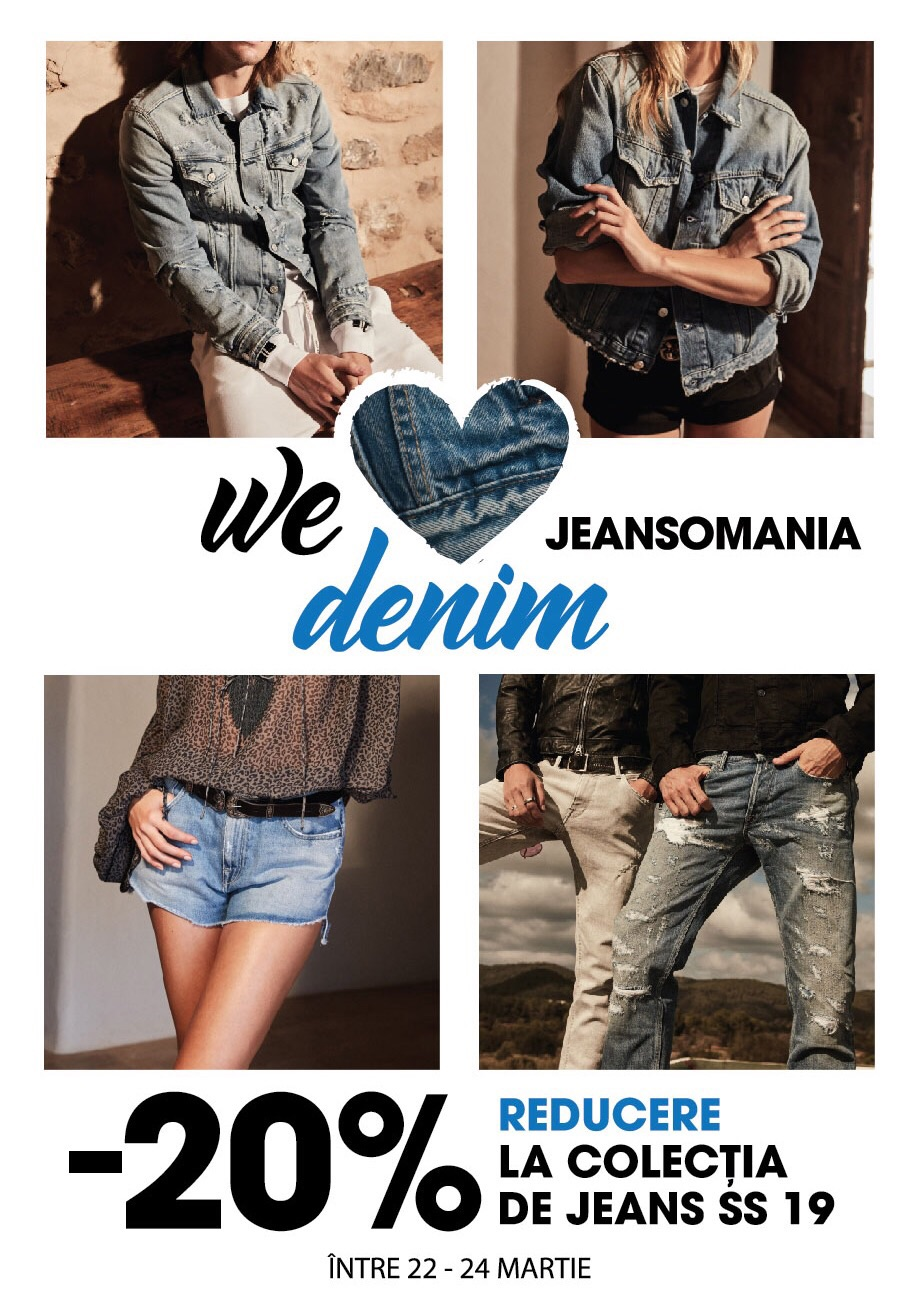 (P) Replay și Superdry te invită la JEANSOMANIA!