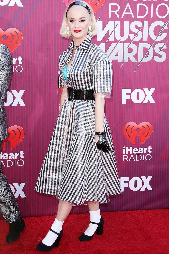 Vedete și cele mai spectaculoase ținute pe covorul roșu la iHeartRadio Music Awards 2019 (GALERIE FOTO)