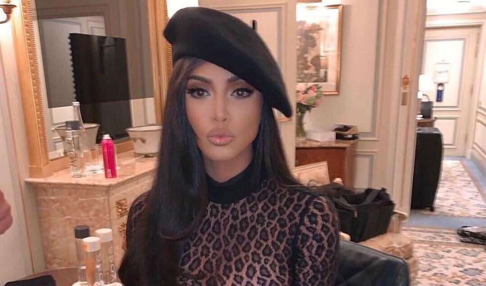 Kim Kardashian se confruntă cu o altă erupție a pielii din cauza psoriazisului