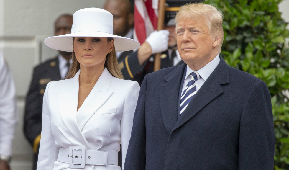 Un nou video cu Donald și Melania Trump face valuri pe internet, iar motivul este bineîntemeiat