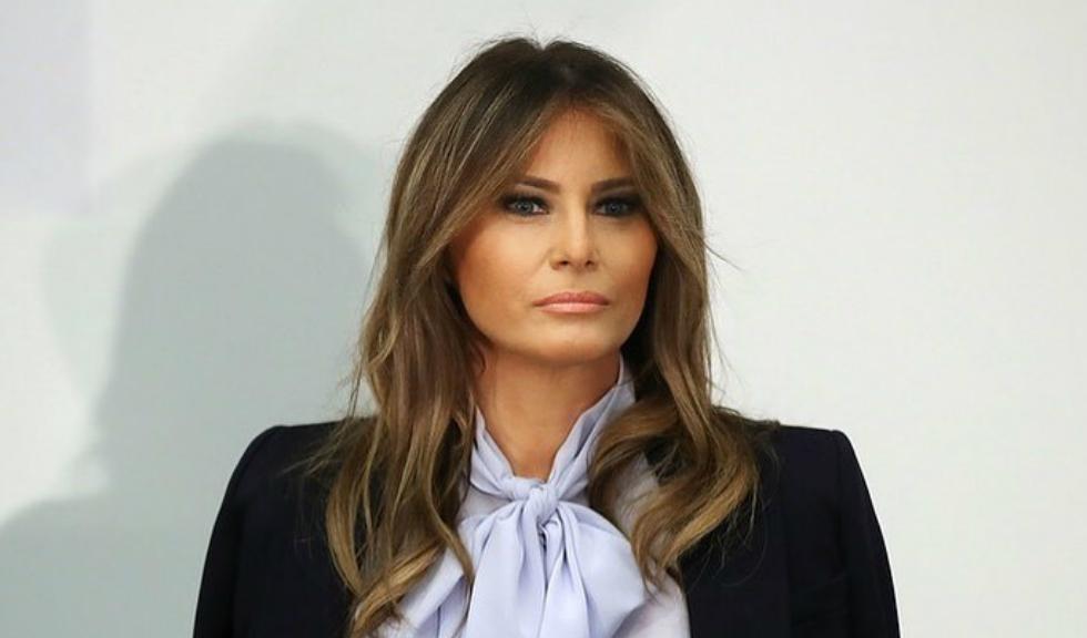Teoria conspirativă #FakeMelania reapare în atenția publicului după ultima vizită a Primei Doamne alături de Donald Trump