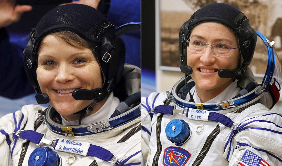 Motivul incredibil pentru care NASA a anulat prima misiune în spațiu formată numai din femei