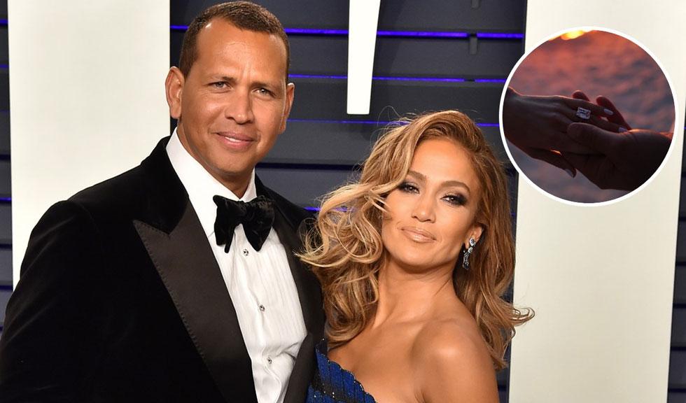 Jennifer Lopez face primele declarații despre logodna cu Alex Rodriguez