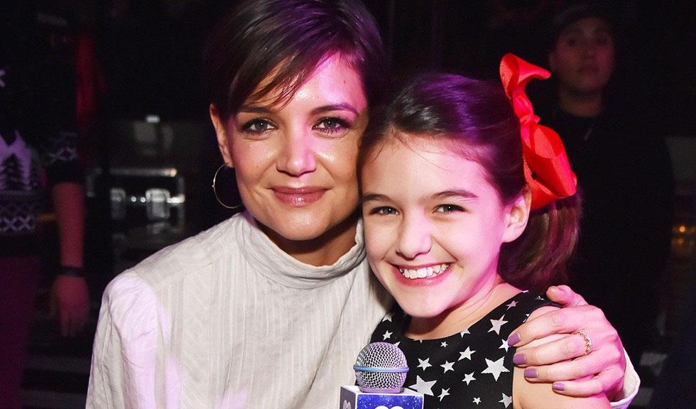 Suri Cruise, fiica lui Tom Cruise și Katie Holmes, se implică deja în acțiuni caritabile