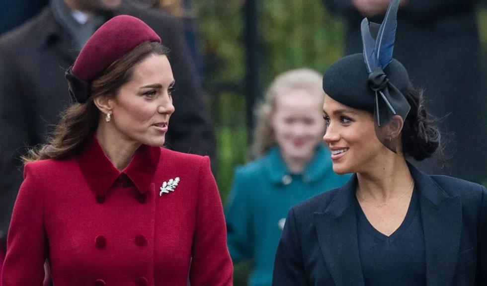 Meghan Markle va naște la același spital unde a născut și Kate Middleton
