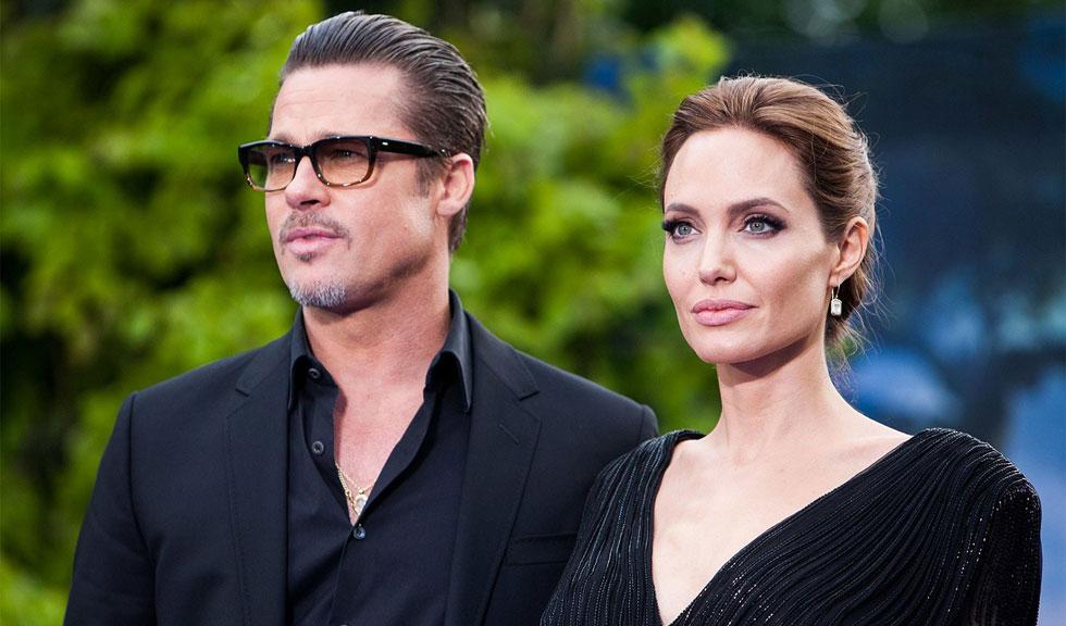 Angelina Jolie și Brad Pitt sunt din nou singuri