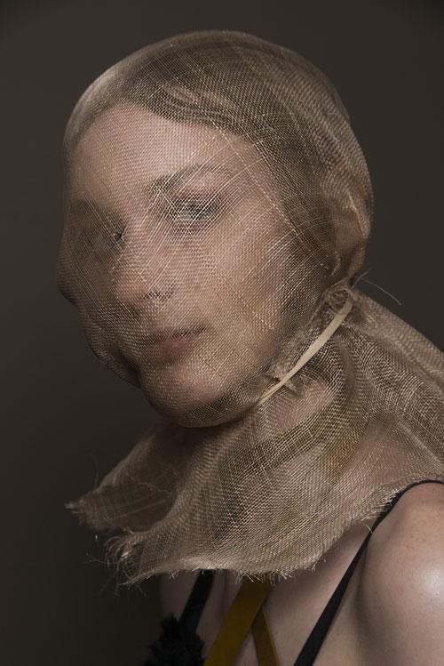Ann Demeulemeester colecția primăvară-vară 2019