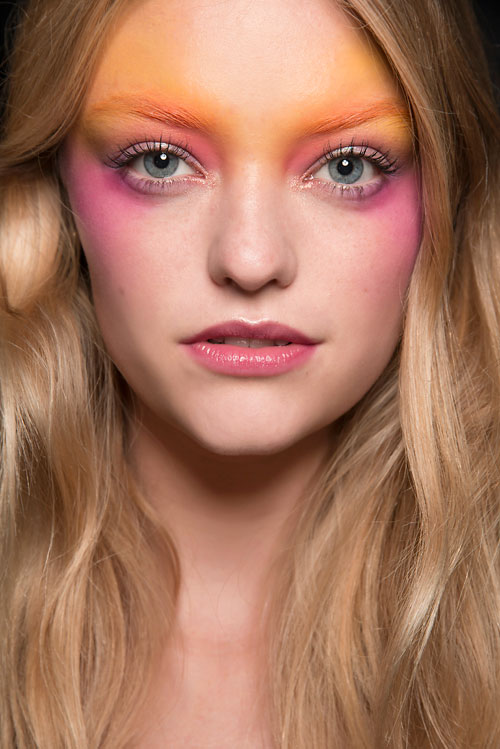 Beauty trend: Miss Rainbow