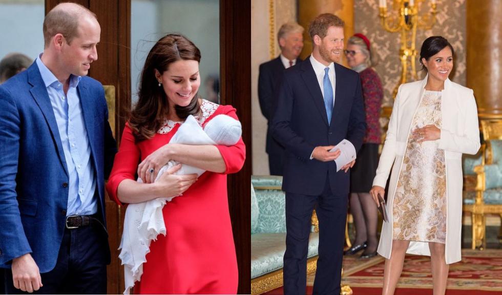 De ce a decis Meghan Markle să nu urmeze exemplul lui Kate Middleton după nașterea primului copil