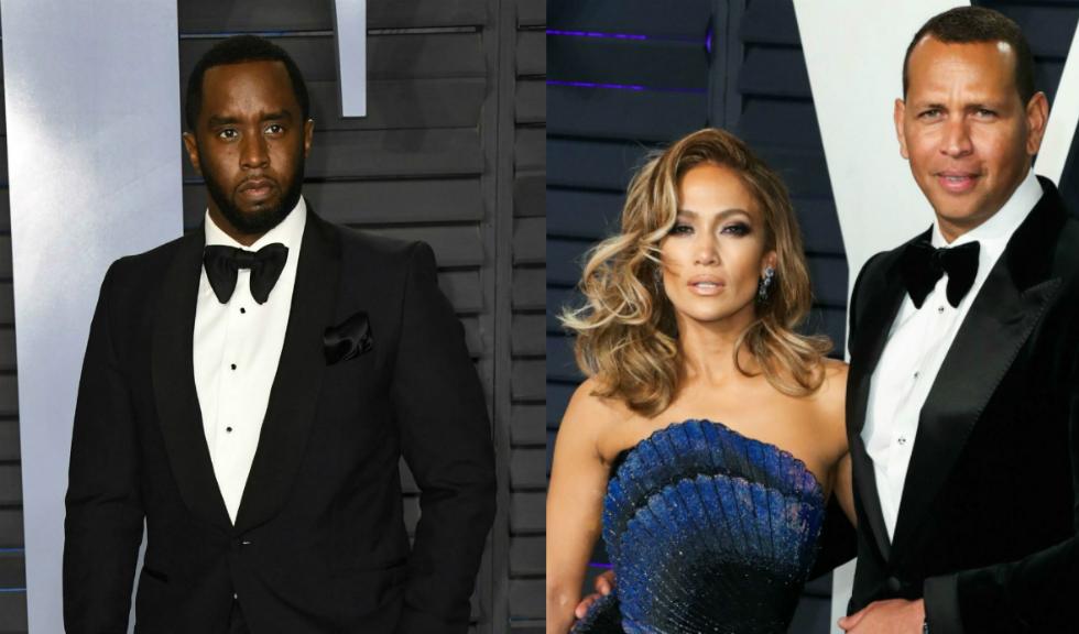 Diddy i-a scris lui Alex Rodriguez după ce i-a lăsat un comentariu lui Jennifer Lopez