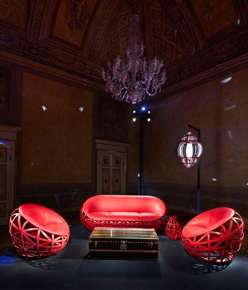 Louis Vuitton Objets Nomades, acum la Furorisalone Milano