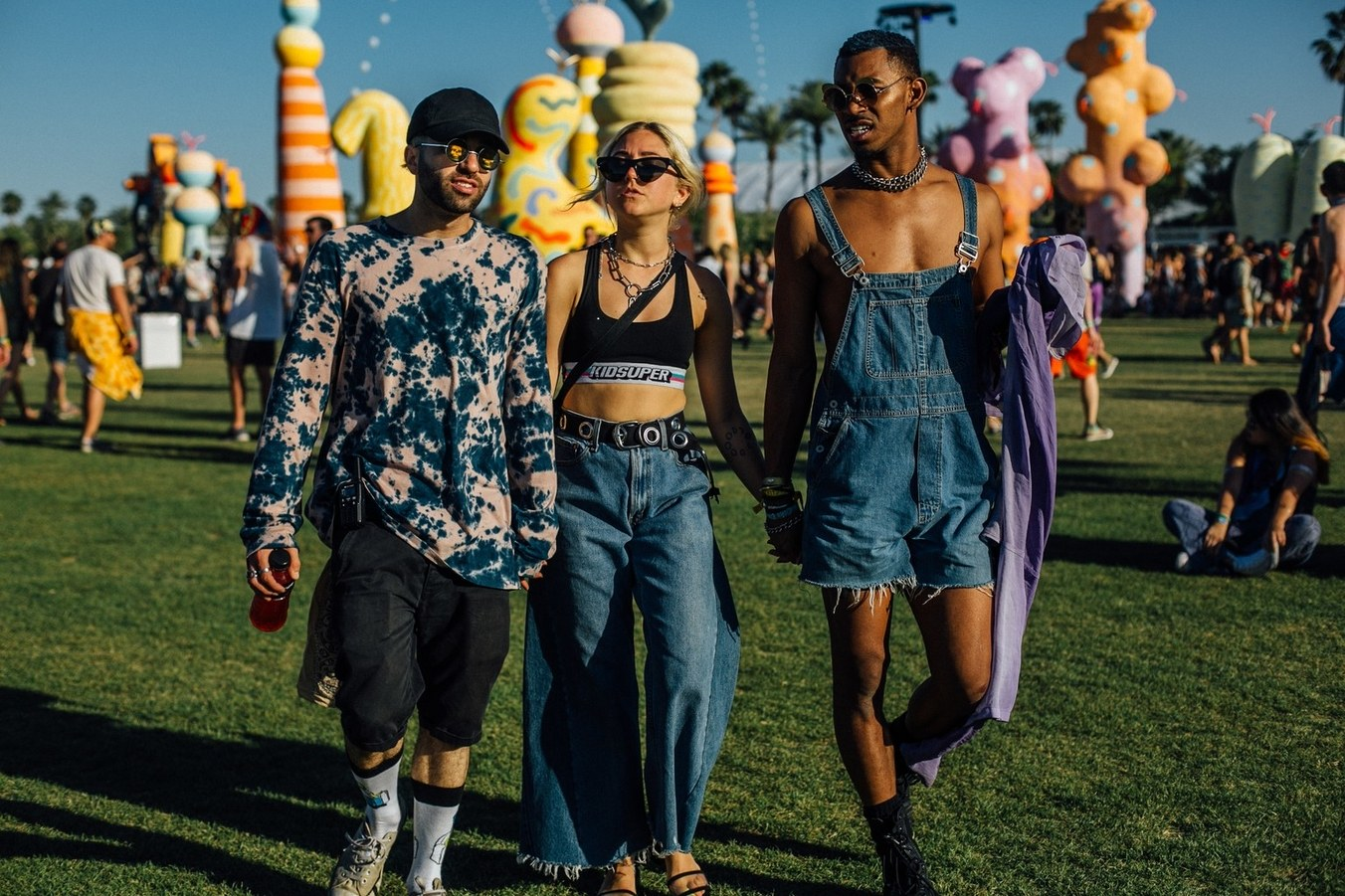 (P) Festival fashion: Top 6 tinute de festival pentru ea si pentru el