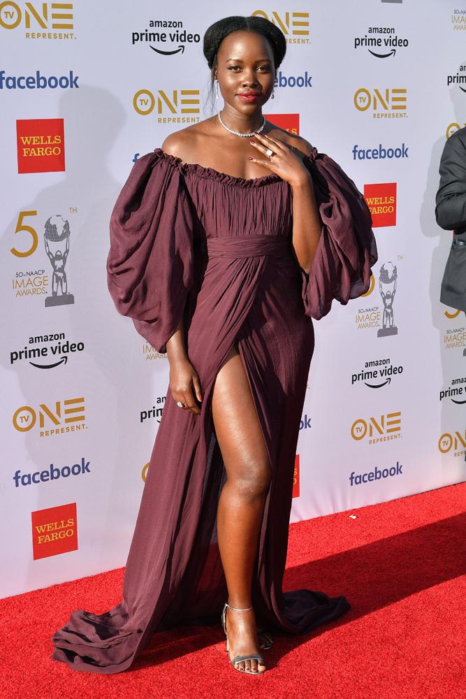 Cele mai spectaculoase ținute pe covorul roșu la NAACP Image Awards 2019