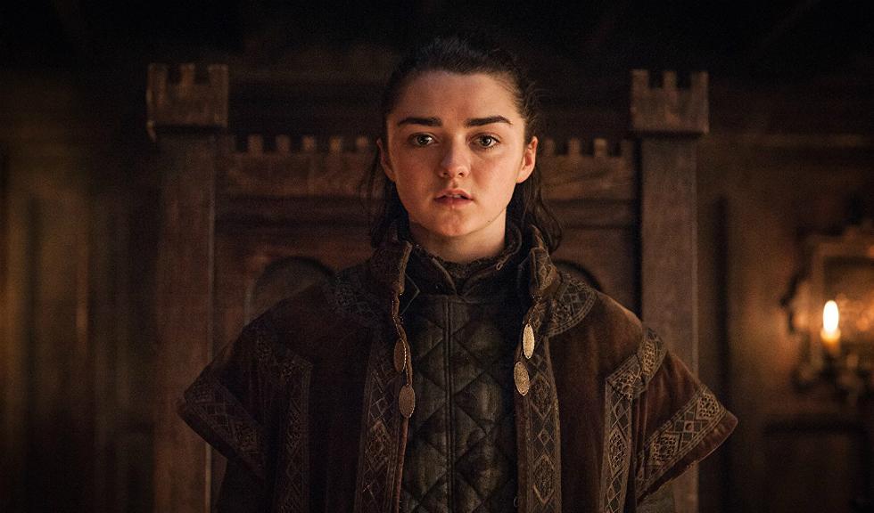 """Maisie Williams dezvăluie din greșeală un detaliu șocant despre personajul ei din """"Game of Thrones"""""""