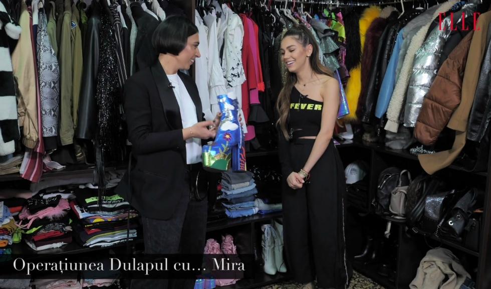 Operațiunea Dulapul cu… Mira (VIDEO)