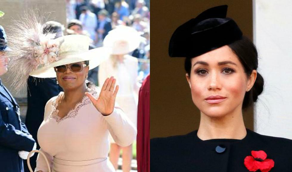 Oprah sare în apărarea lui Meghan Markle