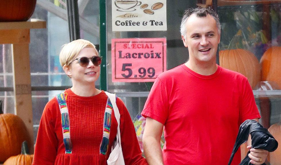 Michelle Williams s-a despărțit de soțul ei, Phil Elverum, după câteva luni de căsătorie