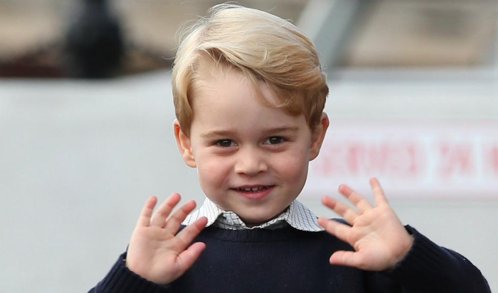 Prințul George reprezintă o inspirație pentru ceilalți prinți de vârsta lui, dintr-un motiv amuzant