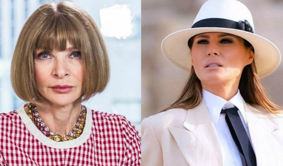 Purtătorul de cuvânt al Melaniei Trump o atacă pe Anna Wintour