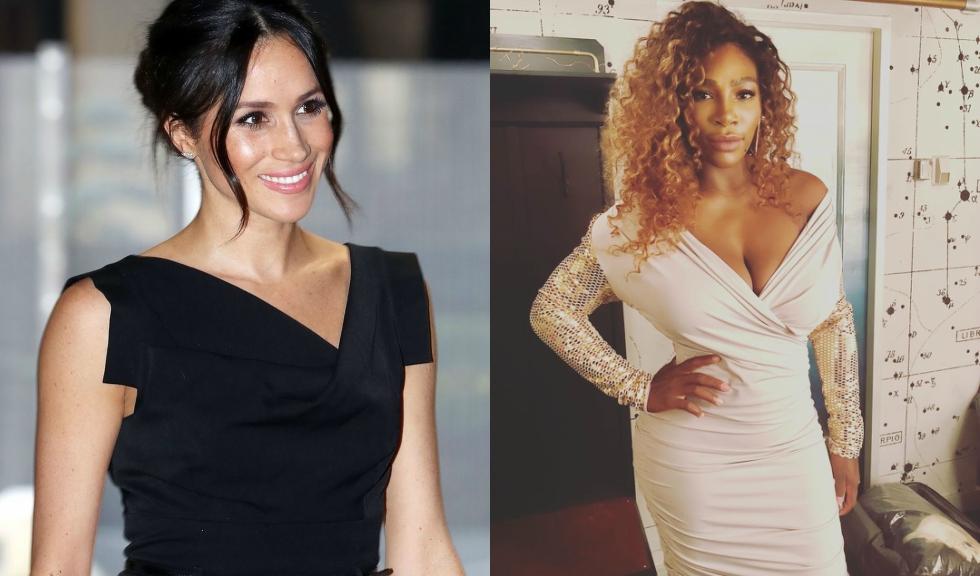 Serena Williams ar fi dezvăluit, din greșeală, sexul bebelușului lui Meghan Markle