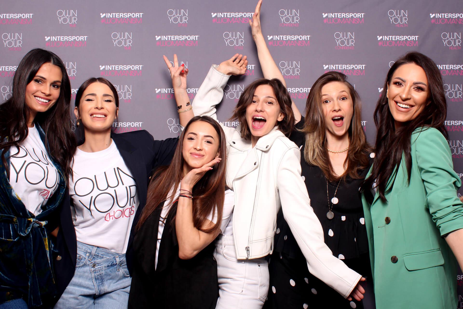 """(P) INTERSPORT lansează manifestul #WOMANISM și plasează pe podium toate femeile, """"sportivele"""" vieții moderne, printr-o nouă filozofie de empowerment"""